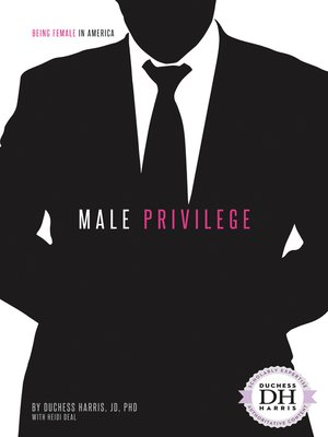 cover image of Male Privilege